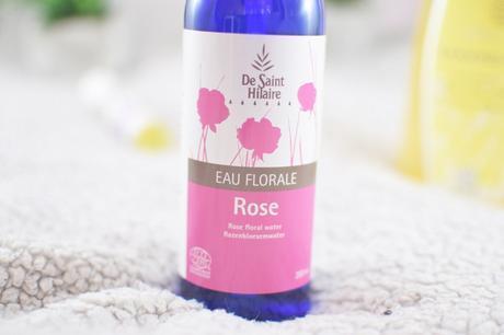 de saint hilaire eau florale rose