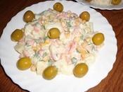 Salade Pommes Terre Saumon Fumé