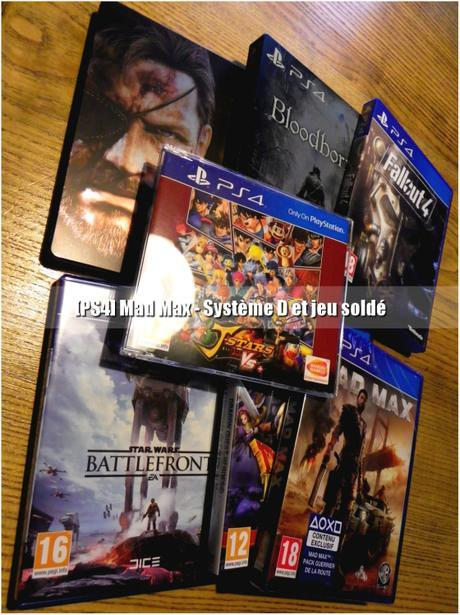 PS4 Blog Mad Max Avis