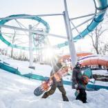 Snowmusement où comment faire du snow dans un parc aquatique !