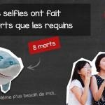 selfies plus de morts tuent plus que les requins