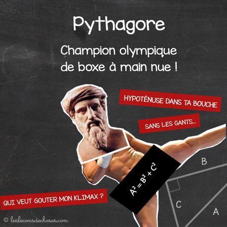 Pythagore, boxeur olympique