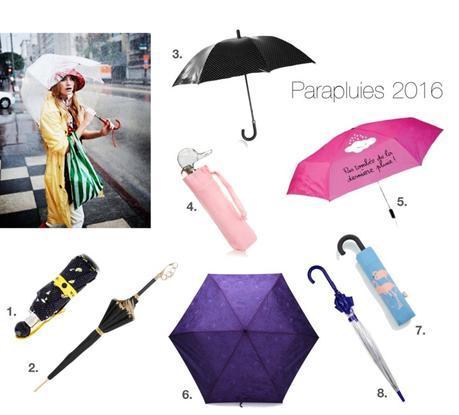 Lifestyle / A l'abri sous un parapluie