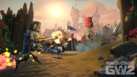 Plants VS Zombies: Garden Warfare 2