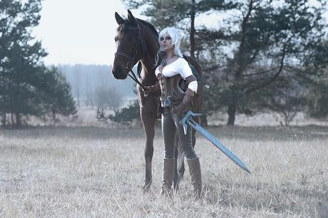 12507262 10153518684469331 8892201561230956337 n Cosplay   Ciri   The Witcher #103  Cosplay ciri