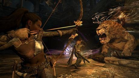 Dragon's Dogman Dark Arisen sortie PC Capcom screenshot 1