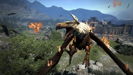 Dragon's Dogman Dark Arisen sortie PC Capcom screenshot 9