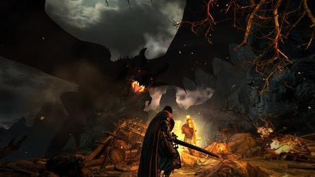 Dragon's Dogman Dark Arisen sortie PC Capcom screenshot 8