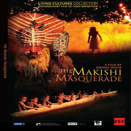 [DVD] La mascarade des Makishi, une fascinante initiation ancestrale