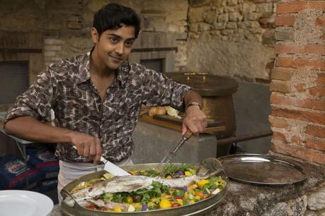 Les Recettes du bonheur (The Hundred-Foot Journey), Manish Dayal © DreamWorks II Distribution Co., LLC. All Rights Reserved