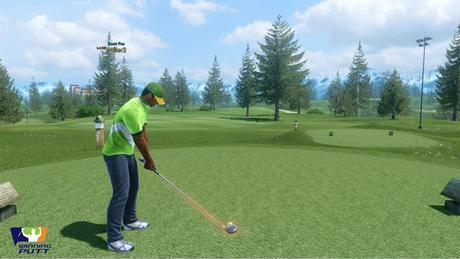 Winning Putt beta ouverte gameplay jeu de golf pc screenshot9