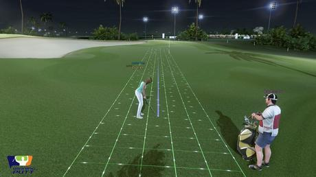 Winning Putt beta ouverte gameplay jeu de golf pc screenshot02