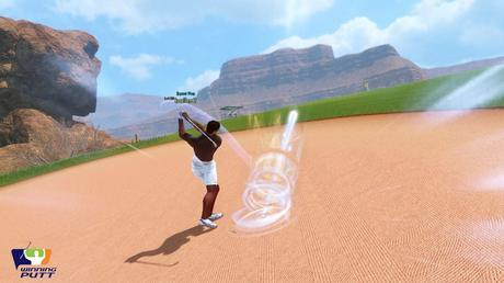 Winning Putt beta ouverte gameplay jeu de golf pc screenshot8