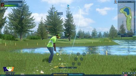 Winning Putt beta ouverte gameplay jeu de golf pc screenshot0