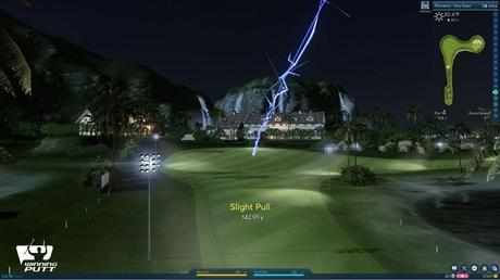 Winning Putt beta ouverte gameplay jeu de golf pc screenshot4