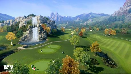 Winning Putt beta ouverte gameplay jeu de golf pc screenshot06