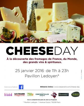 Cheese Day_Affiche