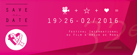 Festival International du Film d'Amour de Mons 2016 #FIFA