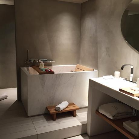 salle de bain Hôtel de NELL Paris