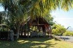 Notre cabane bord l'ile d'Ometepe