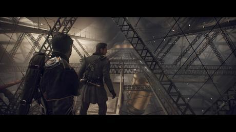 [TEST] The Order 1886