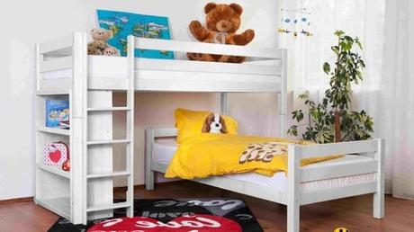 am nager une chambre pour deux enfants voir. Black Bedroom Furniture Sets. Home Design Ideas