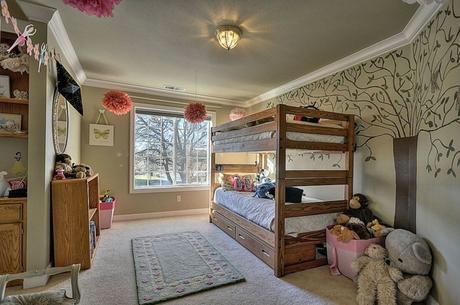 am nager une chambre pour deux enfants voir. Black Bedroom Furniture Sets. Home Design Ideas
