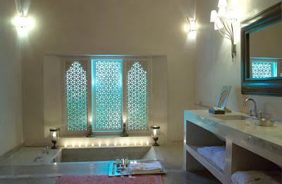 Salles de bain à la marocaine. - À Lire