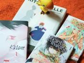 Chroniques Manga poésie noirceur, émotions janvier