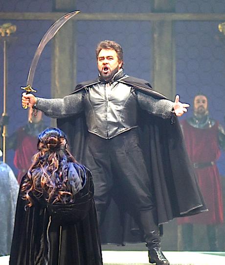 Otello à l'Opéra de Montréal, Pianopéra à l'Orchestre symphonique de Trois-Rivières et Michèle Losier chante Schéhérazade