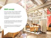 concept store pour MAIF