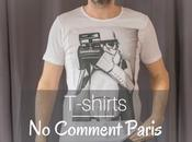 Sélection t-shirts Comment Paris