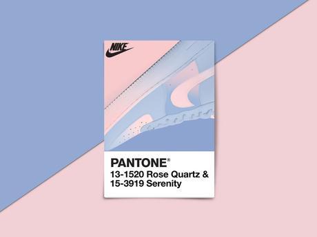 Et si Nike arborait les couleurs Pantone 2016
