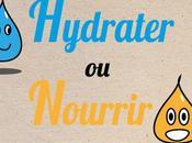 Nourrir hydrater