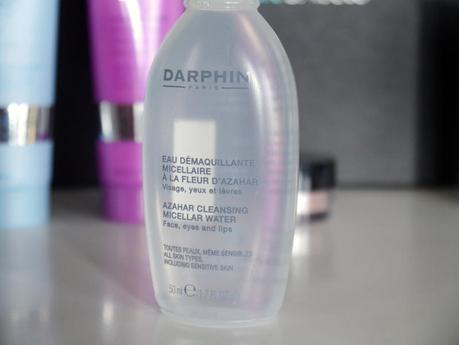 Le récap' de ma Lookfantastic Detox beauty box - Darphin - Charonbelli's blog beauté