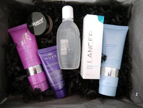 Le récap' de ma Lookfantastic Detox beauty box - Charonbelli's blog beauté