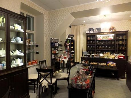 Vienne Vienna Wien mariahilf sir harly's tea shop