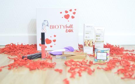 biotyfull box saint valentin avis fevrier