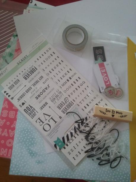 J ai testé les kit scrap and co
