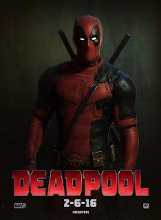 Cinéma Deadpool / Chair de poule