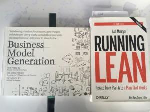 lean startup books