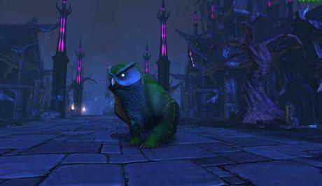 Concours Nerverwinter Underdark Xbox One monture rare Ours Hibou vert 2