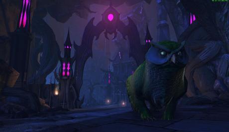 Concours Nerverwinter Underdark Xbox One monture rare Ours Hibou vert 1