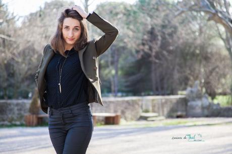 Blazer Inspiration Marin
