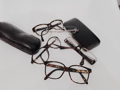 Je suis une fille à lunettes