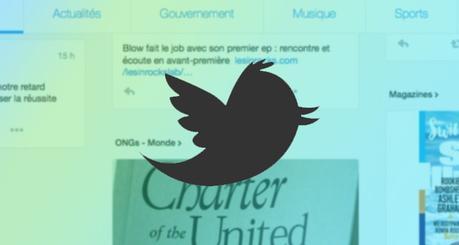 Twitter dévoile sa nouvelle interface visuelle