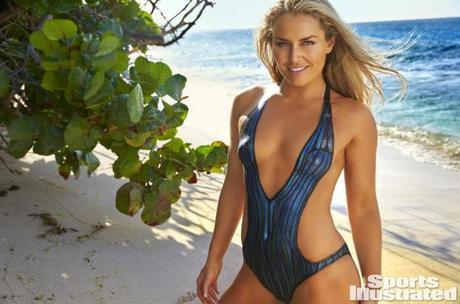 Wozniacki et Vonn posent en bodypainting pour Sports Illustrated