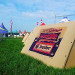 CONCEPT: KarTent, tente de festival 100% recyclable