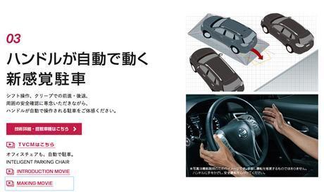 Nissan-Parking