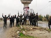 FRAPPES RUSSES. Syrie: Plus terroristes tués près frontière avec Turquie